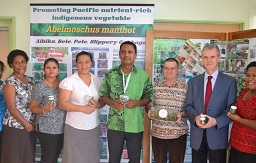 Pacific Community hosts Minister